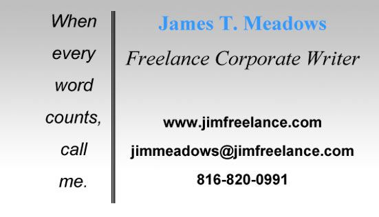 Jim Meadows logo