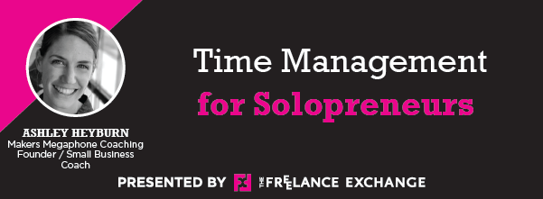 Time Management for Solopreneurs