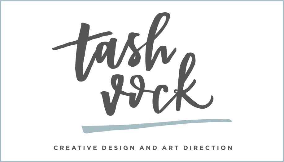 Tasha Vock logo