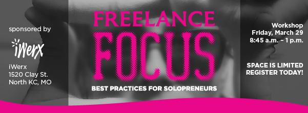 Freelance Focus Reg Now