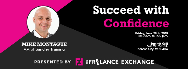 Freelance Exchange June Luncheon Succeed with Confidence